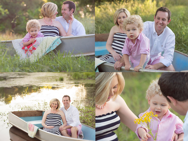 Family photo session Charlotte